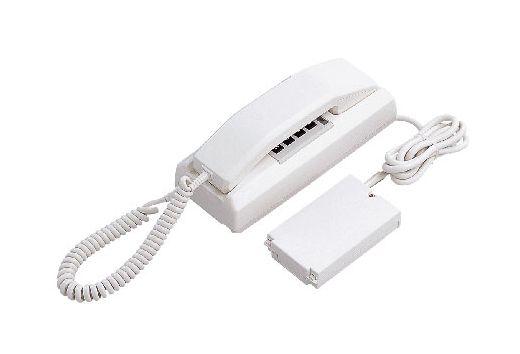 【最安値挑戦中!最大25倍】インターホン アイホン YAZ-90-2AW ビジネスシステム 2通話路式卓上型親機 [∽]