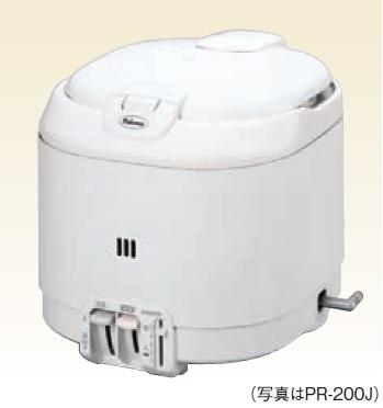 【最安値挑戦中!最大23倍】ガス炊飯器 パロマ PR-100J 電子ジャー付タイプ 1.0L・5.5合