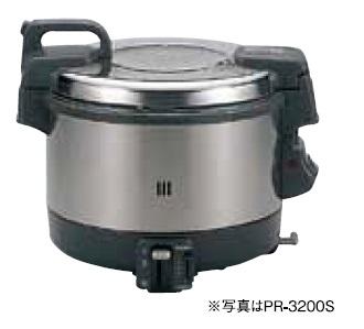 【最安値挑戦中!最大34倍】パロマ 業務用ガス炊飯器 PR-4200S 2.2升(4.0L)タイプ 電子ジャー付タイプ AC100V [♪【店販】]
