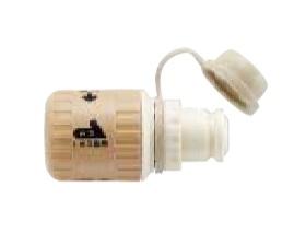 【最安値挑戦中!最大25倍】ガスコンロ部材 ノーリツ JG102DA ガスコンセント(カチット) ガス栓用プラグ(内径9.5mm元管用) ねじロックタイプ 20個入り [■]