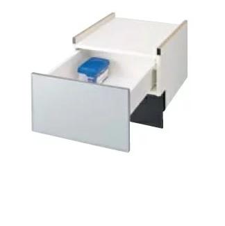 【最安値挑戦中!最大34倍】食器洗い乾燥機 パナソニック N-PC450S 別売品 ドアパネルタイプ専用下部収納キャビネット 45cmタイプ/シルバー [■]