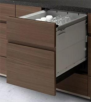【最安値挑戦中!最大34倍】食器洗い乾燥機 パナソニック NP-45KD8A 幅45cm ディープタイプ フルオートオープン (ドア面材別売)[■]