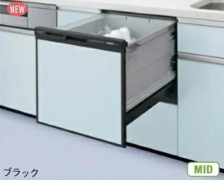 【最安値挑戦中!最大34倍】食器洗い乾燥機 パナソニック NP-45RS7S 幅45cm ミドルタイプ (パネル別売) [■]