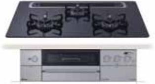 【最安値挑戦中!最大33倍】ビルトインコンロ パロマ PD-801WV-75CK フェイシス ハイパーガラスコートトップ クリアパールブラック 幅75cm