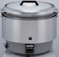 業務用ガス炊飯器 リンナイ RR-30S2-B 卓上型 普及タイプ 涼厨 6.0L(3升) [♪■【店販】]