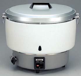 【最安値挑戦中!最大34倍】業務用ガス炊飯器 リンナイ RR-40S1 卓上型 普及タイプ 8.0L(4升) [≦【店販】]
