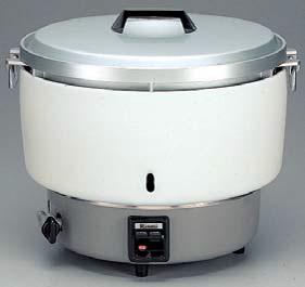 【最安値挑戦中!最大34倍】業務用ガス炊飯器 リンナイ RR-50S1 卓上型 普及タイプ 10.0L(5升) [≦【店販】]