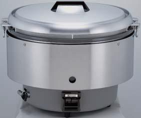 【最安値挑戦中!最大34倍】業務用ガス炊飯器 リンナイ RR-50S2 卓上型 普及タイプ 涼厨 9.0L(5升) [≦【店販】]
