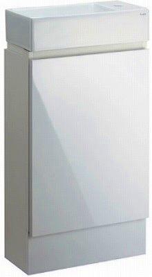 【最安値挑戦中!最大25倍】カクダイ 【493-069】 壁掛手洗器(キャビネットつき) [♪■]