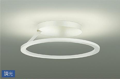 【最安値挑戦中!最大25倍】大光電機(DAIKO) DCL-40641YG シーリング LED内蔵 調光(調光器別売) 電球色 ~10畳 ホワイト
