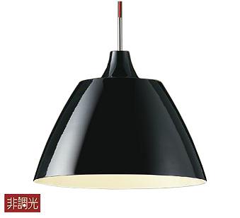 【最安値挑戦中!最大34倍】照明器具 大光電機(DAIKO) DPN-38281Y ペンダントライト 黒 DECOLED'S LED 電球色 直付・埋込兼用 [∽]