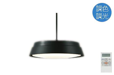 【最安値挑戦中!最大34倍】照明器具 大光電機(DAIKO) DPN-38514 ペンダントライト LED内蔵 洋風大型 調色調光 タイマー付リモコン付属・プルレス ~6畳 [∽]