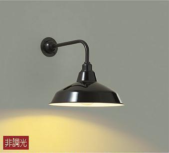 【最安値挑戦中!最大34倍】大光電機(DAIKO) DBK-40703Y ブラケット ランプ付 非調光 キャンドル色 ブラック カバーネジモーガル式 [∽]