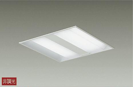 【最安値挑戦中!最大25倍】照明器具 大光電機(DAIKO) DBL-4455WW ベースライト LED内蔵 スクウェア埋込タイプ 埋込 昼白色 ボルト取付専用