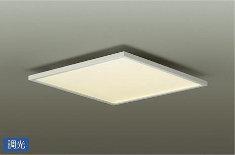 【最安値挑戦中!最大34倍】大光電機(DAIKO) DCL-40547Y シーリング LED内蔵 調光 調光器別売 電球色 ホワイト ~10畳 [∽]