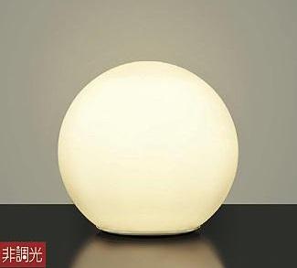 【最安値挑戦中!最大24倍】照明器具 大光電機(DAIKO) DST-37294 スタンドライト DECOLED'S LED内蔵 電球色 [∽]