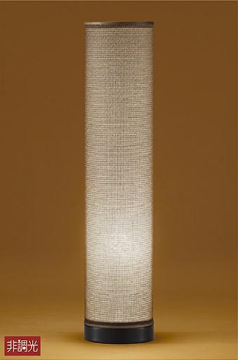 【最安値挑戦中!最大24倍】照明器具 大光電機(DAIKO) DST-38724Y フロアスタンド LED (ランプ付き) ブラウン 電球色 [∽]