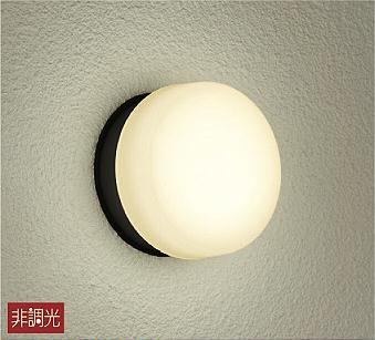 【最安値挑戦中!最大34倍】照明器具 大光電機(DAIKO) DWP-38858Y ブラケットライト ポーチライト LED (ランプ付き) 防雨・防湿形 電球色 [∽]