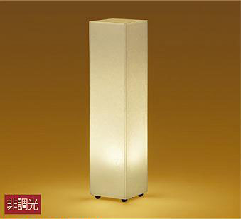 【最安値挑戦中!最大24倍】大光電機(DAIKO) LZT-91216YT 和風スタンド ランプ付 非調光 電球色 和紙入アクリル LED電球6W 中間スイッチ付 [∽]