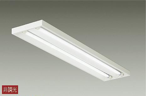 【最安値挑戦中!最大25倍】照明器具 大光電機(DAIKO) DBL-4468WW25(ランプ別梱包) ベースライト 直管LED FL40W直付タイプ 5000lm 昼白色