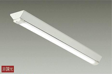 【最安値挑戦中!最大34倍】大光電機(DAIKO) DOL-4800WW ベースライト FL防滴タイプ ランプ別梱包 非調光 昼白色 ホワイト LEDユニット18.2W [∽]