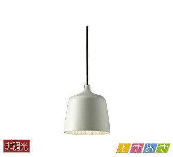 【最安値挑戦中!最大25倍】大光電機(DAIKO) DPN-40438Y ペンダントライト LED内蔵 非調光 ときめき 電球色 kanele ホワイト