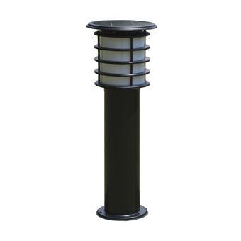 【最大44倍お買い物マラソン】因幡電機産業 SPL-06-WHB ガーデンライト LED一体型 電源工事不要 白色 防雨型 白熱球10W相当ブラック