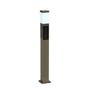 【最安値挑戦中!最大25倍】因幡電機産業 SPL-SLH-WHS ガーデンライト LED一体型 電源工事不要 白色 防雨型 白熱球5W相当ブラック