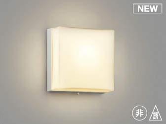 【最安値挑戦中!最大25倍】コイズミ照明 AR50738 非常用照明 LED一体型 非調光 電球色 防雨型 化粧ネジ式 ホワイト