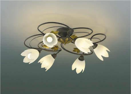 【最安値挑戦中!最大25倍】コイズミ照明 AA39797L シャンデリア ilum Spirale LED付 電球色 ~4.5畳