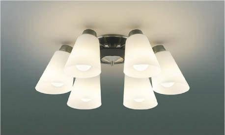 【最安値挑戦中!最大25倍】コイズミ照明 AA42062L シャンデリア LED付 電球色 ~10畳