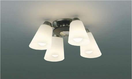 【最安値挑戦中!最大25倍】コイズミ照明 AA42063L シャンデリア LED付 電球色 ~6畳
