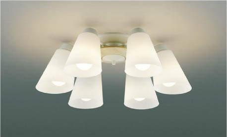 【最安値挑戦中!最大25倍】コイズミ照明 AA42069L シャンデリア LED付 電球色 ~10畳