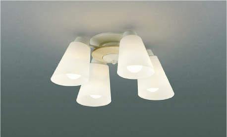 【最安値挑戦中!最大25倍】コイズミ照明 AA42070L シャンデリア LED付 電球色 ~6畳
