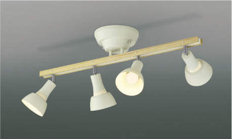 【最安値挑戦中!最大34倍】コイズミ照明 AA47244L シャンデリア LEDランプ交換可能型 電球色 [(^^) ]