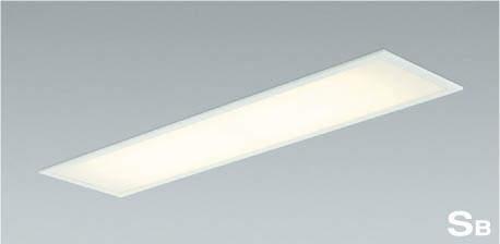 【最安値挑戦中!最大25倍】コイズミ照明 AD45410L シーリング LED一体型 電球色 SB形 埋込穴1257×300