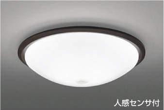 【最安値挑戦中!最大25倍】コイズミ照明 AH43168L 内玄関シーリングライト ON・OFFタイプ 人感センサ付 FCL30W相当 LED一体型 昼白色 シックブラウン