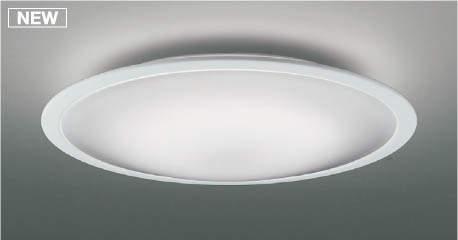 【最安値挑戦中!最大25倍】コイズミ照明 AH48874L LEDシーリング LED一体型 Fit調色 調光調色 電球色+昼光色 リモコン付 ~6畳 ファインホワイト