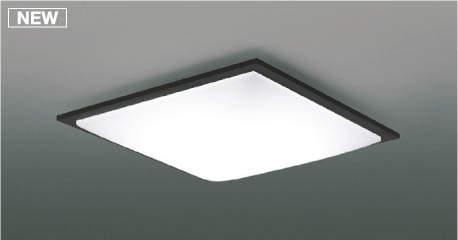 【最安値挑戦中!最大25倍】コイズミ照明 AH48905L LEDシーリング LED一体型 Fit調色 調光調色 電球色+昼光色 リモコン付 ~6畳 シックブラウン