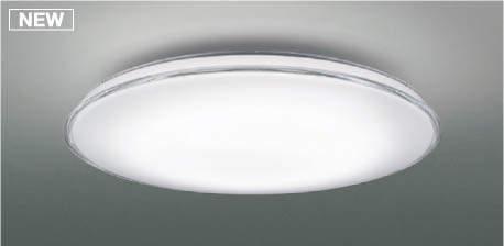 【最安値挑戦中!最大25倍】コイズミ照明 AH48926L LEDシーリング LED一体型 Fit調色 調光調色 電球色+昼光色 リモコン付 ~12畳 ホワイト クリア