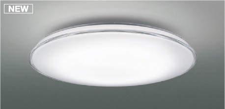 【最安値挑戦中!最大34倍】コイズミ照明 AH48929L LEDシーリング LED一体型 Fit調色 調光調色 電球色+昼光色 リモコン付 ~6畳 ホワイト クリア [(^^)]