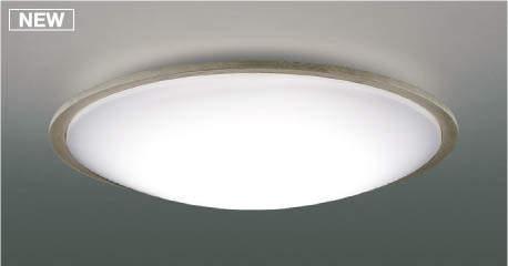 【最安値挑戦中!最大25倍】コイズミ照明 AH49334L LEDシーリング LED一体型 Fit調色 調光調色 電球色+昼光色 リモコン付 ~8畳 グレイッシュウッド