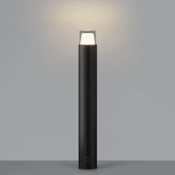 【最安値挑戦中!最大34倍】コイズミ照明 AU42260L(別梱包2ヶ口) ガーデンライト ポール灯 調光タイプ 白熱球60W相当 LED一体型 電球色 黒色 防雨型 [(^^)]