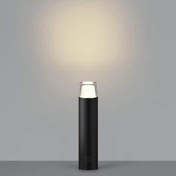 【最安値挑戦中!最大25倍】コイズミ照明 AU42263L ガーデンライト 門灯 庭園灯 調光タイプ 白熱球60W相当 LED一体型 電球色 黒色