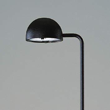 【最大44倍お買い物マラソン】コイズミ照明 AU44104L ガーデンライト 門灯 庭園灯 LED一体型 電球色 キャブタイヤケーブル6m付 防雨型 ブラック