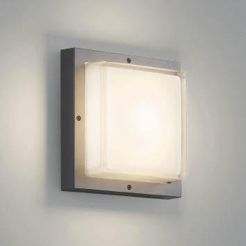 【最安値挑戦中!最大34倍】コイズミ照明 AU45914L ポーチライト 壁 ブラケットライト LED一体型 電球色 防雨・防湿型 ダークグレーメタリック [(^^)]