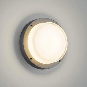 【最安値挑戦中!最大25倍】コイズミ照明 AU45918L ポーチライト 壁 ブラケットライト LED一体型 電球色 防雨・防湿型 ダークグレーメタリック