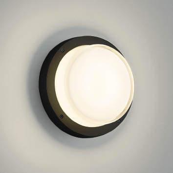 【最安値挑戦中!最大25倍】コイズミ照明 AU46393L ポーチライト 壁 ブラケットライト LED一体型 電球色 防雨・防湿型 ブラック