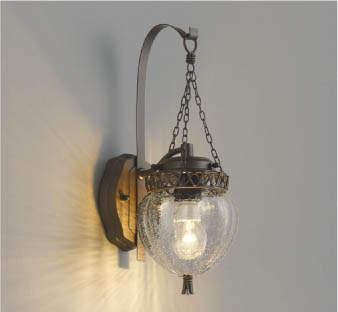 【最安値挑戦中!最大25倍】コイズミ照明 AU47345L ポーチライト 壁 ブラケットライト LEDランプ交換可能型 電球色 茶色塗装 防雨型