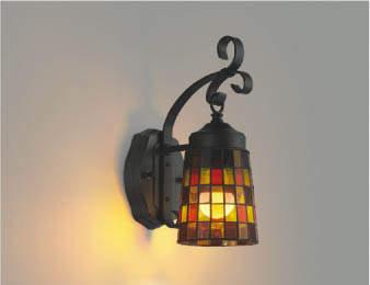 【最安値挑戦中!最大25倍】コイズミ照明 AU47349L ポーチライト 壁 ブラケットライト LEDランプ交換可能型 電球色 防雨型